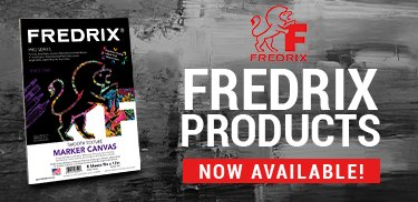 Vortex Solution - Fredrix Products Now Available